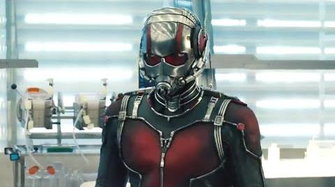 ANT-MAN Extended TV Spot 20 (2015) Paul Rudd Marvel Superhero Movie HD