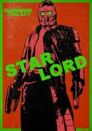 StarLord Gaurdianleader