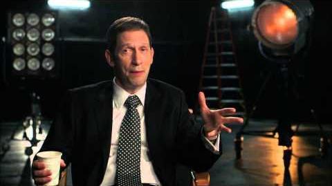"The Fantastic Four Tim Blake Nelson ""Elder"" Behind the Scenes Movie Interview -2015"
