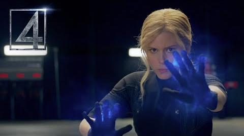 """Fantastic Four """"Power of Four"""" TV Commercial HD 20th Century FOX"""