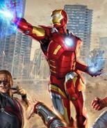 Iron Man Promo TA