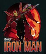 Iron Man Stark Infinity War Avenger