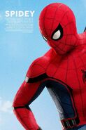 Spider-Man - Homecoming - Spidey - Profile - April 4 2017