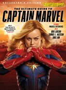 Captain Marvel Collector Edition EW Cover