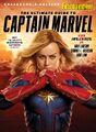 Captain Marvel Collector Edition EW Cover
