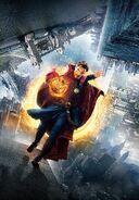 Doctor Strange textless poster 1