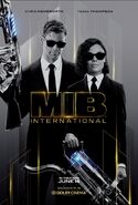 MIB Int Dolby Poster