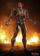 Ultron Vibranium Stand JN