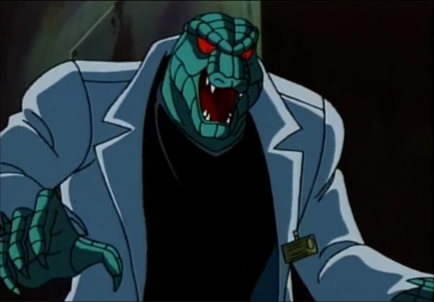 Curtis Connors (Marvel Animated Universe)