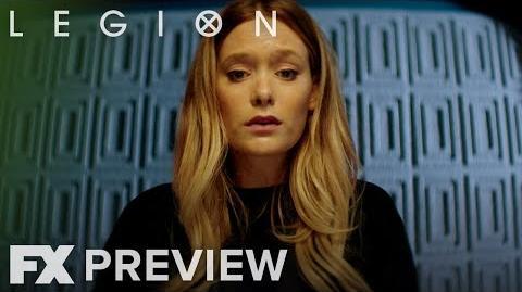 Legion Season 2 Undone Preview FX