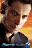 Mr. Fantastic poster FF2