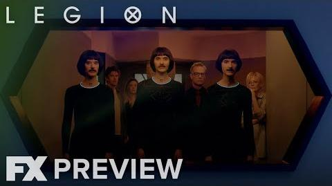 Legion Season 2 Chatter Preview FX