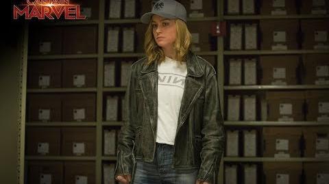 """Marvel Studios' Captain Marvel """"Good Look"""" TV Spot"""