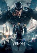 Venom Theatrical Poster