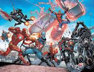 Civilwar breakout-avengers-vs-Avengers