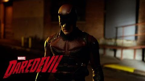 Daredevil Appears in Costume - Marvel's Daredevil The Complete First Season Available Now!