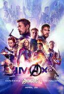 Endgame IMAX Poster