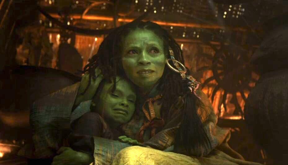 Gamora's Mother