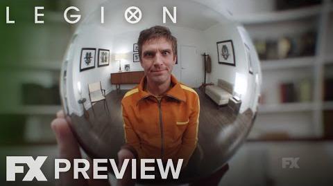 Legion Season 1 Sphere David Promo FX