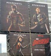 Daredevil Season 2 Posters