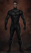 Black Panther Concept Art 04