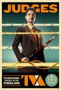 Loki TVA Character Posters 05