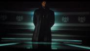 Nick Fury avengers room
