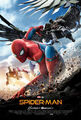 Spider-Man Homecoming Theatrical Poster 01