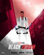 Black Widow Marko Manev Poster