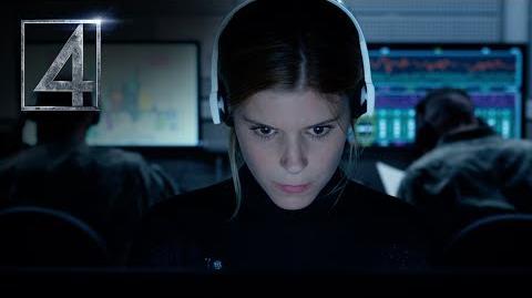 Fantastic Four Kate Mara Cast Commentary 20th Century FOX