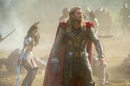 Sif and Thor