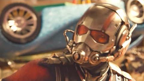 ANT-MAN Extended Sneak Peek - IMAX Special Look (2015) Paul Rudd Marvel Superhero Movie HD