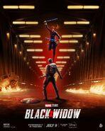 Black Widow AdStothard Poster