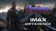 Avengers Endgame The IMAX® Difference