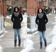 Krysten Ritter Jessica Jones Filming