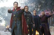 Strange-Stark Wong and Banner