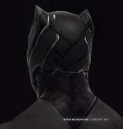 Black Panther Concept Art 03