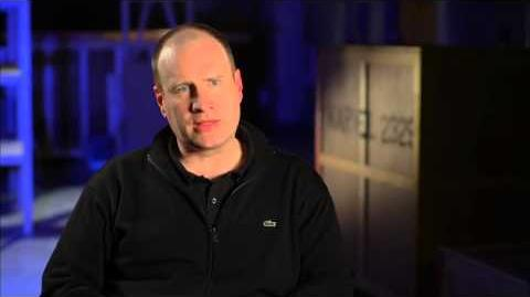 Captain America The Winter Soldier Producer Kevin Feige Official On Set Interview