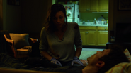 Cut Man Claire Temple and Matt Murdock-2