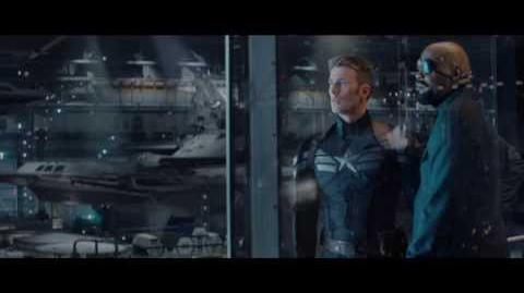 Marvel's Captain America The Winter Soldier - Featurette 1
