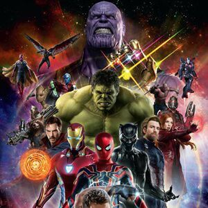 TheAvengers Infinity Guardians and Thanos.jpeg