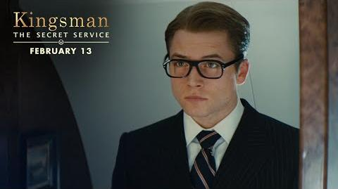 """Kingsman The Secret Service """"A Young Man With Potential"""" TV Commercial HD 20th Century FOX"""