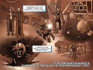 Thanos Prequel Infinite Comic