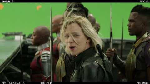 Marvel Studios' Avengers Infinity War - Gag Reel