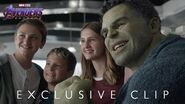 "Marvel Studios' Avengers Endgame ""Hulk Out"" Exclusive Clip"