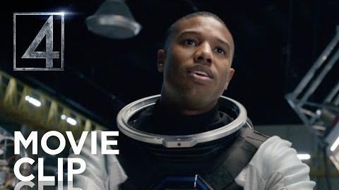 "Fantastic Four ""We're Good"" Clip HD 20th Century FOX"