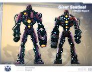 Sentinal X-Men TOG