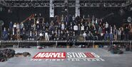 The Cast and Crew of the Marvel Cinematic Universe