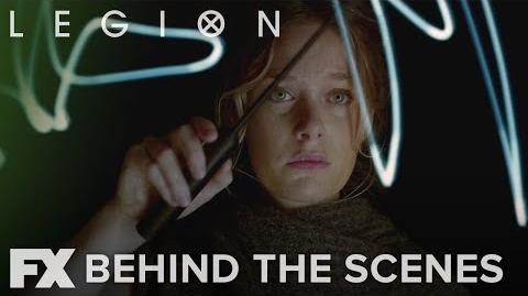 Legion Inside Season 2 Light Writing FX