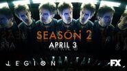Legion Season 2 banner